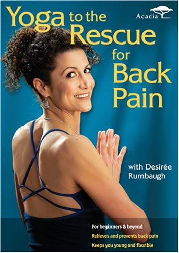 Yoga to the Rescue for Back Pain - Collage Video