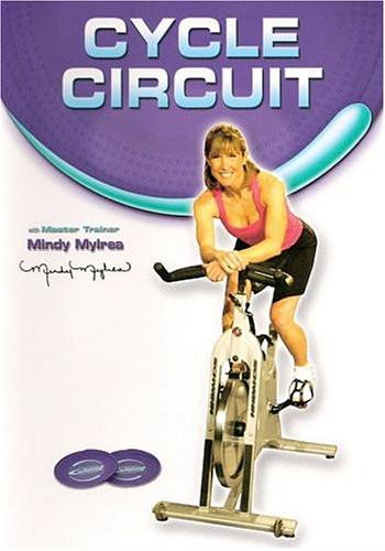 Mindy Mylrea: Cycle Circuit Workout - Collage Video