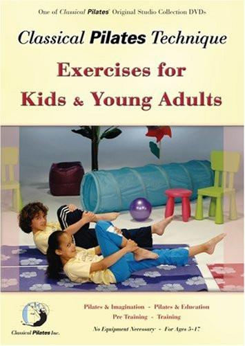 Classical Pilates Kids & Young Adults - Collage Video