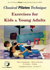 Classical Pilates Kids & Young Adults