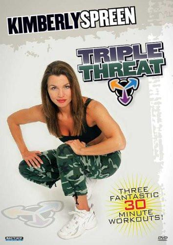 Kimberly Spreen: Triple Threat (Cardio Kickboxing/Functional Power/Flow)