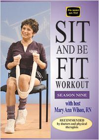 Sit and Be Fit: Season 9 - Collage Video