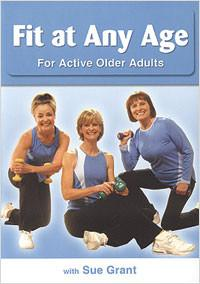 Fit at Any Age for Active Older Adults