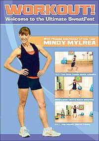 Mindy Mylrea: Ultimate SweatFest - Collage Video