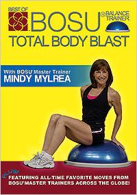 Mindy Mylrea: Best of Bosu Total Body Blast - Collage Video