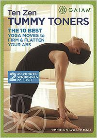 Ten Zen Tummy Toners - Collage Video