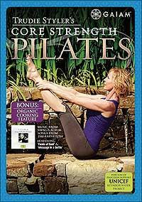 Trudie Styler's Core Strength Pilates - Collage Video
