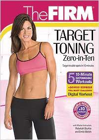 The Firm: Target Toning Zero-in-Ten
