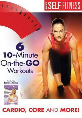 Self Fitness: 6 10-Minute On The Go Workouts