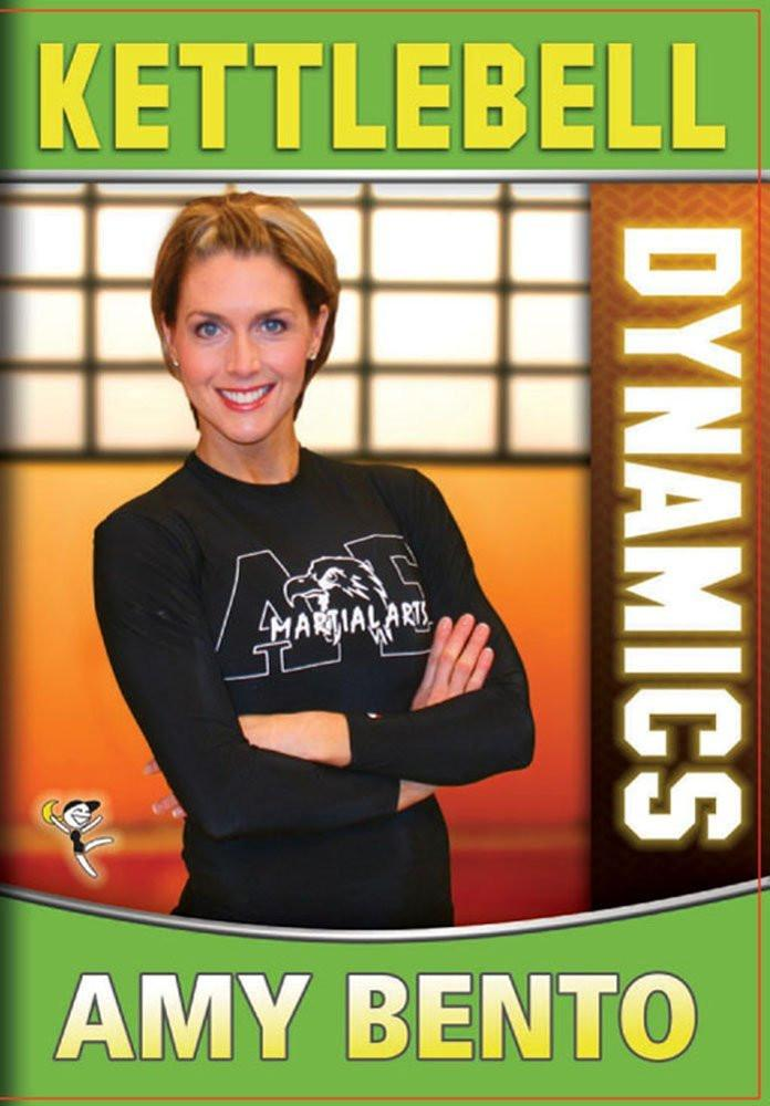 Amy Bento's Kettlebell Dynamics - Collage Video