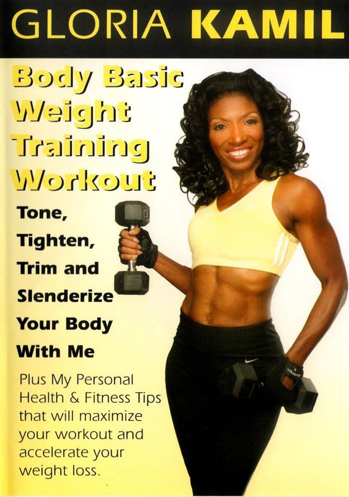 Body Basic Weight Training Workout With Gloria Kamil - Collage Video