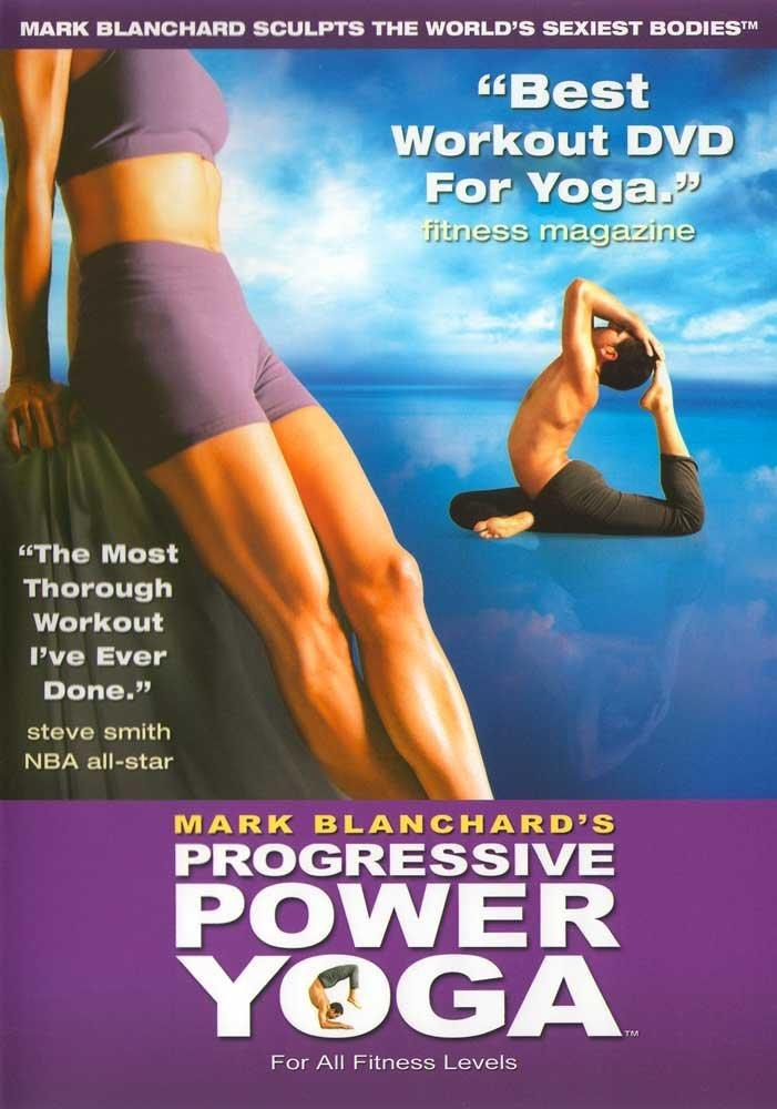 Progressive Power Yoga Volume 2 - Collage Video