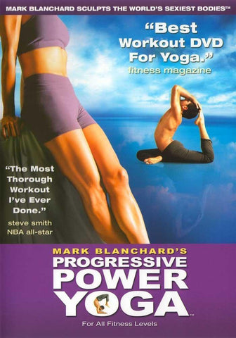 Progressive Power Yoga Volume 2