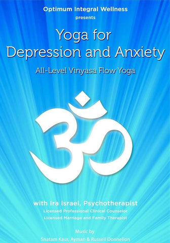 Yoga for Depression and Anxiety with Ira Israel