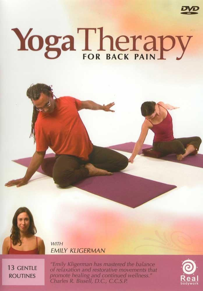 Yoga Therapy For Back Pain - Collage Video
