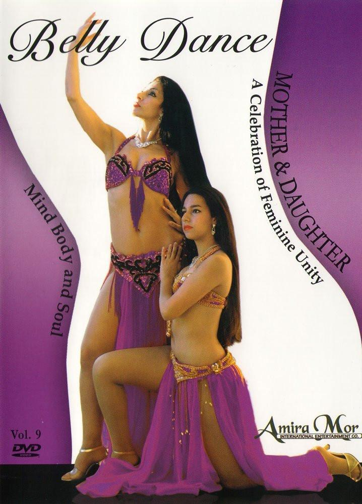 Amira Mor: Belly Dance For Mother and Daughter - Collage Video