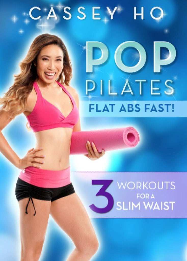 Pop Pilates: Flat Abs Fast - Collage Video