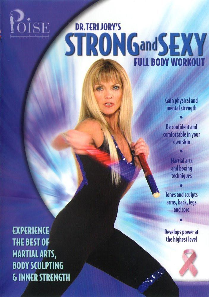 Dr. Teri Jory's Strong And Sexy Full Body Martial Arts And Boxing Workout - Collage Video