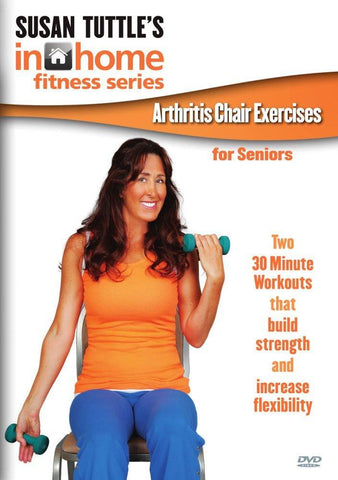 Susan Tuttle - Arthritis Chair Exercises for Seniors