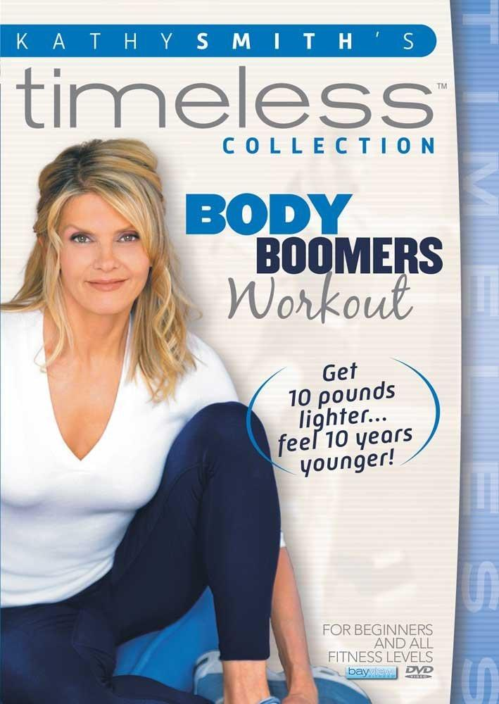 Kathy Smith Timeless Collection: Body Boomers Workout - Collage Video