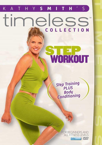 Kathy Smith's Timeless Step Workout