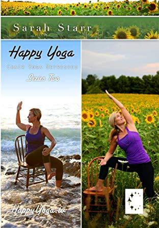 Happy Yoga with Sarah Starr: Chair Yoga Refreshed- Series Two - Collage Video