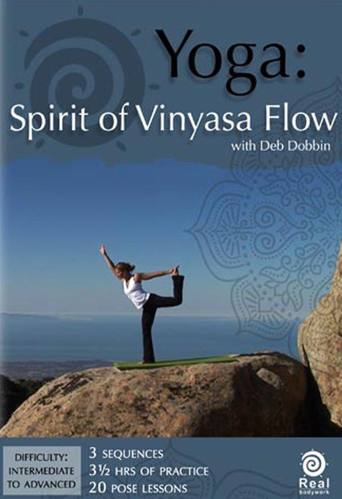 Yoga: Spirit Of Vinyasa Flow With Pose Guide - Collage Video