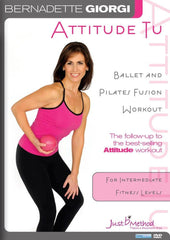 Attitude Tu: Ballet Pilates Fusion - Collage Video