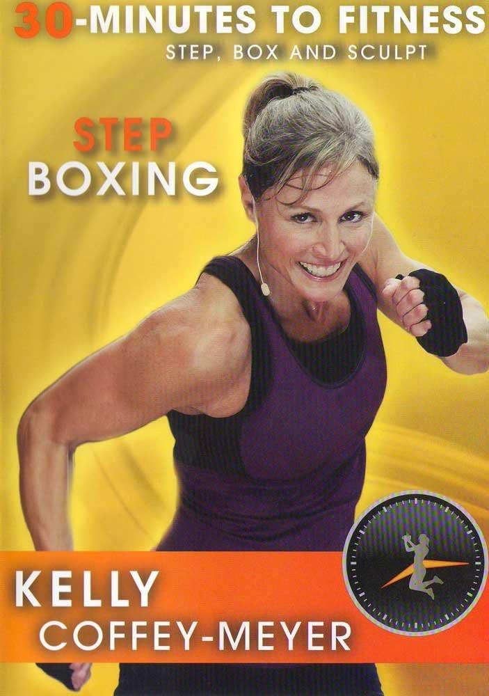 30 Minutes to Fitness: Step Boxing with Kelly Coffey-Meyer - Collage Video