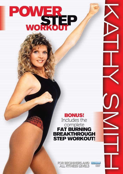 kathy smith  power step workout
