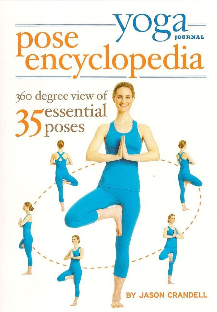 Yoga Journal Yoga Pose Encyclopedia - Collage Video