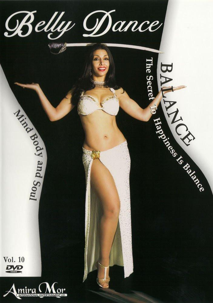 Amira Mor: Belly Dance For Balance