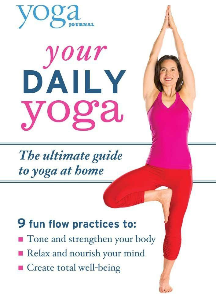 Yoga Journal: Your Daily Yoga Two-Disc Set - Collage Video