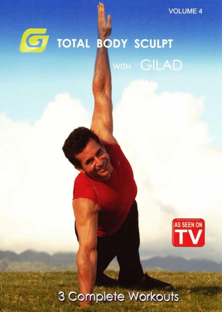 Gilad's Total Body Sculpt Volume 4 - Collage Video