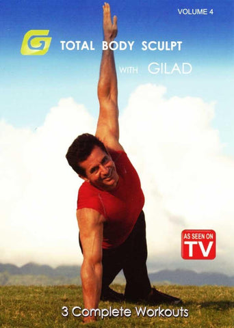 Gilad's Total Body Sculpt Volume 4