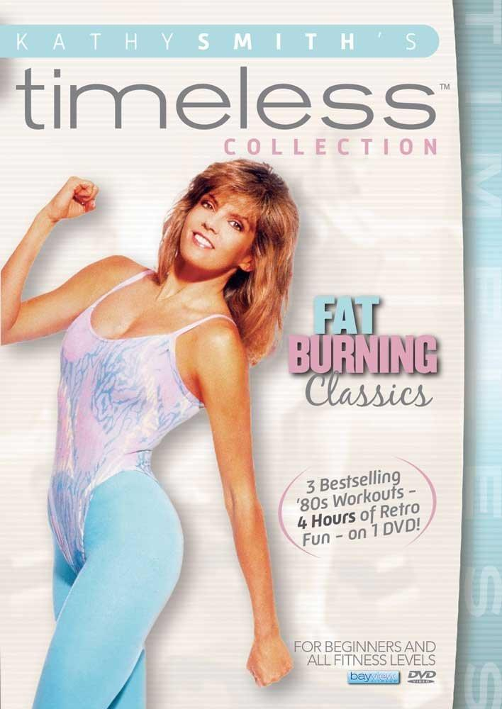 Kathy Smith's Timeless Fat Burning Classics - Collage Video