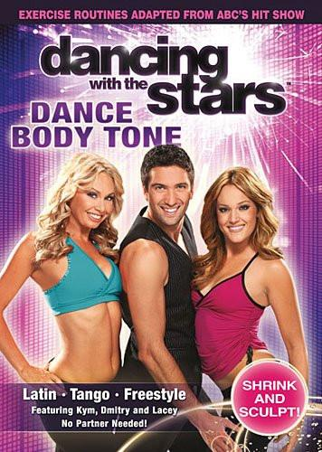 Dancing with the Stars: Dance Body Tone - Collage Video
