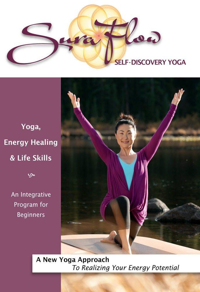 Sura Flow Yoga: Yoga, Energy Healing & Life Skills For Beginners - Collage Video