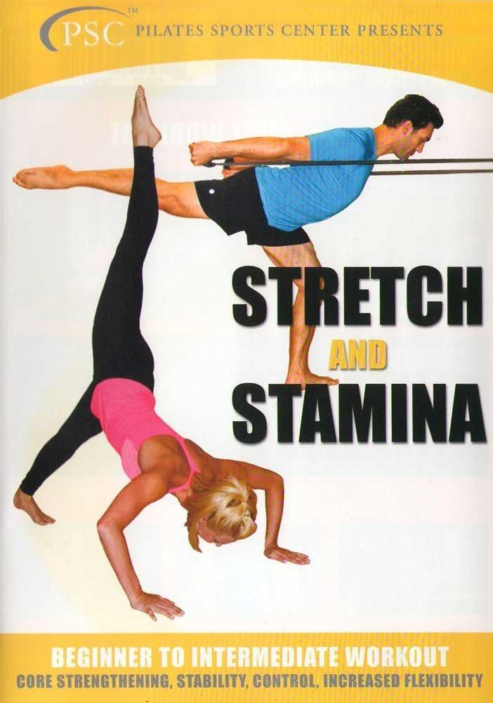 Stretch and Stamina - Collage Video