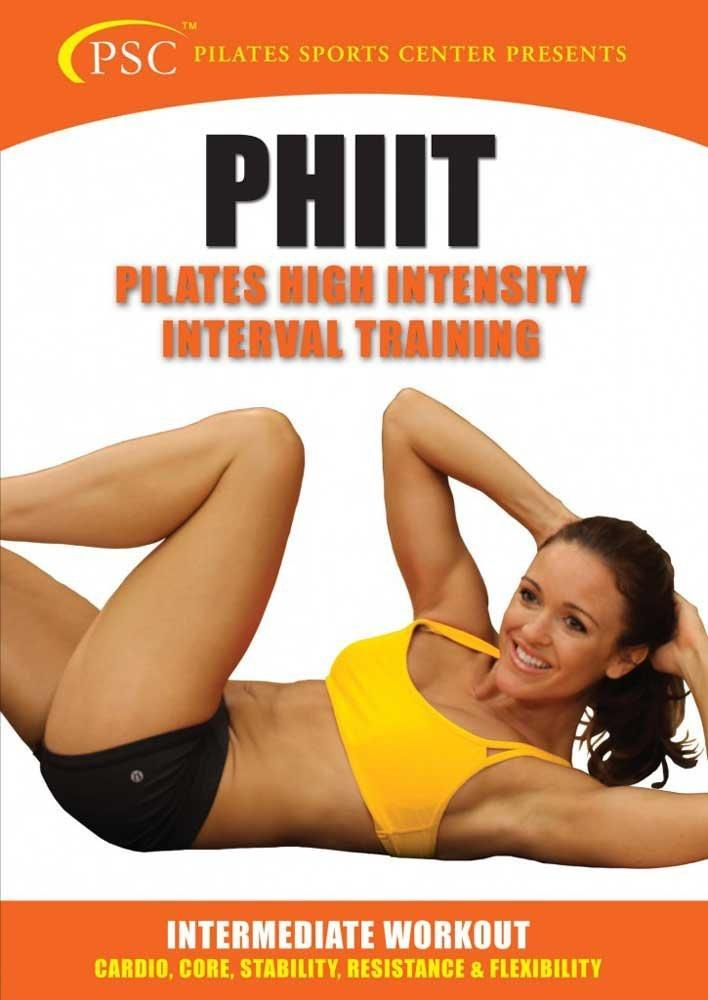 PHIIT: Pilates High Intensity Interval Training - Collage Video