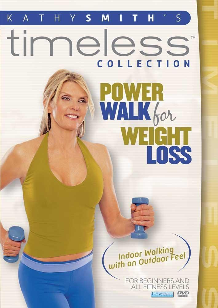 Kathy Smith's Power Walk for Weight Loss - Collage Video