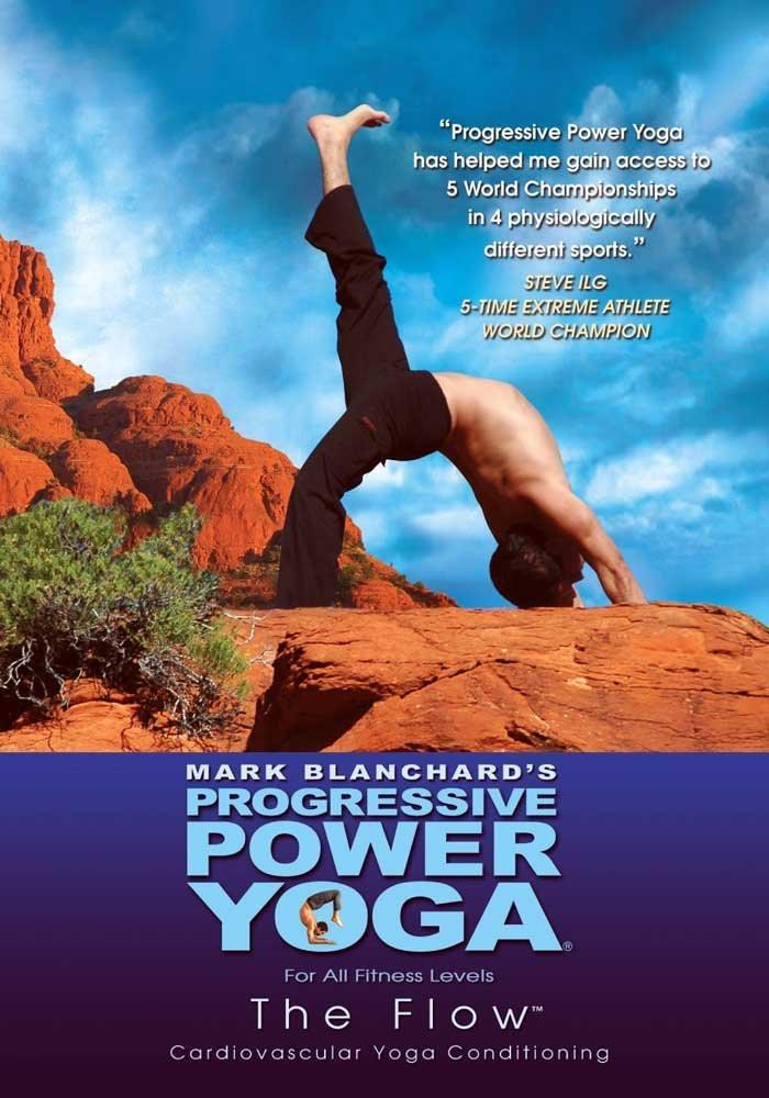Progressive Power Yoga - The Sedona Experience: The Flow - Collage Video
