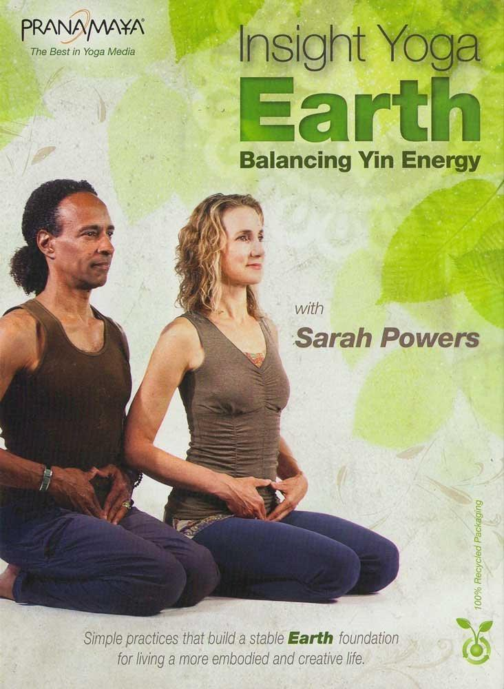 Pranamaya - Insight Yoga Earth: Balancing Yin Energy With Sarah Powers - Collage Video