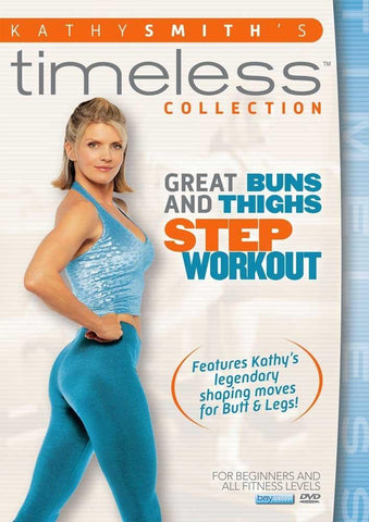 Kathy Smith's Great Buns and Thighs Step Workout