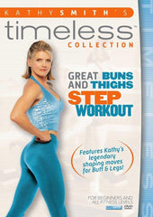 Kathy Smith's Great Buns and Thighs Step Workout - Collage Video