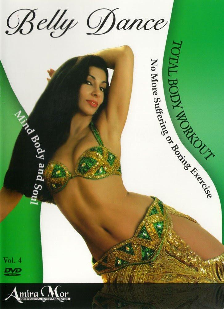 Amira Mor: Belly Dance For A Feminine Total Body Workout - Collage Video