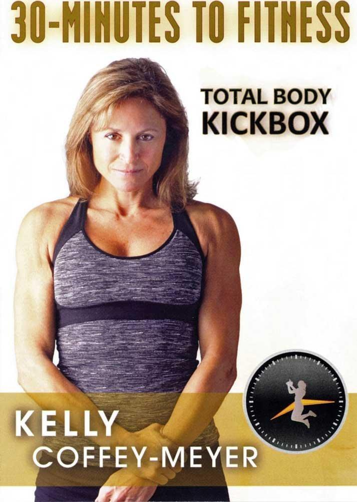 30 Minutes to Fitness: Total Body Kickbox with Kelly Coffey-Meyer - Collage Video