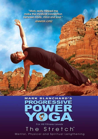 Progressive Power Yoga - The Sedona Experience: The Stretch