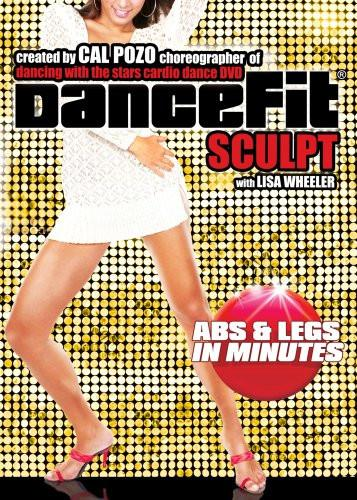 Dancefit Sculpt - Abs and Legs in Minutes - Collage Video