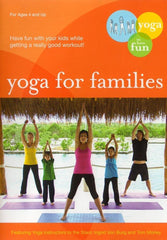 Yoga For Families: Connect With Your Kids - Collage Video
